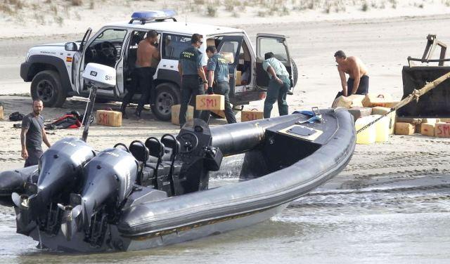 Marruecos es la nueva ruta del tráfico de cocaína a Europa