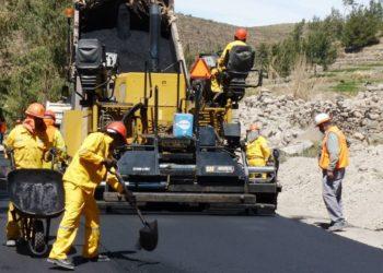 Obras en Peru
