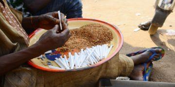 Crimen organizado en África