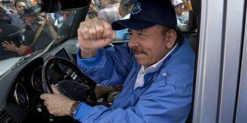 Manuel Ortega, presidente de Nicaragua