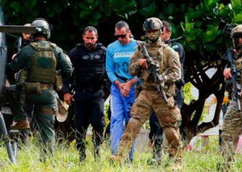 Brasil narcotráfico