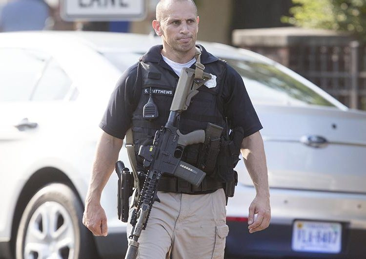 Policía Federal de EEUU