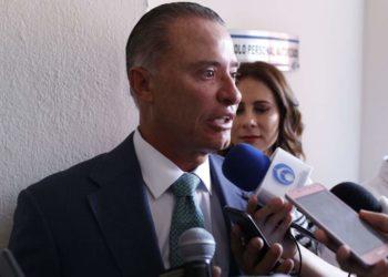 Quirino Ordaz. alcalde de Sinaloa
