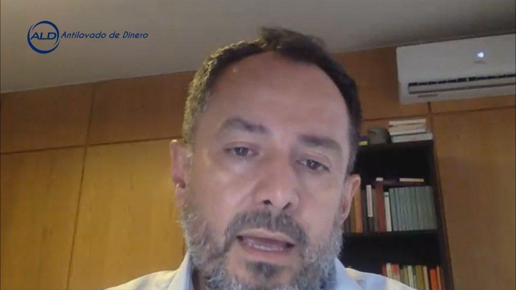 Prever el lavado de dinero a través de la tecnología aclara Rodrigo Reyes