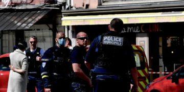 Francia ataque terrorista con un cuchillo
