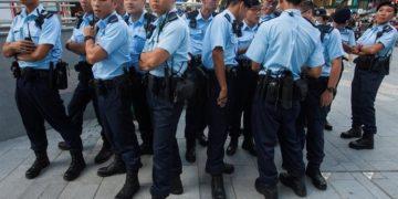 Policía China