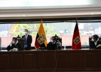 Sentencia de Rafale Correa