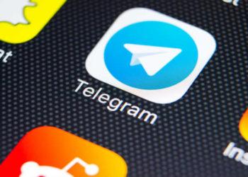 Telegram en Irán