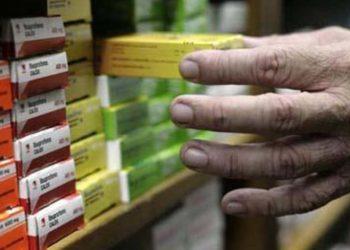 Corrupción de medicinas