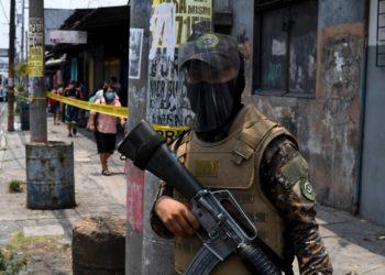 Pandemia en centroamérica