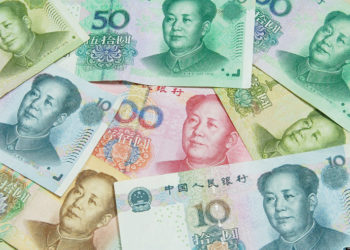 variety Yuan bills background, colorful money; Shutterstock ID 110875799; PO: The Huffington Post; Job: The Huffington Post; Client: The Huffington Post; Other: The Huffington Post