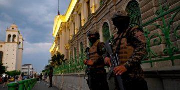 crimen organizado en El Salvador