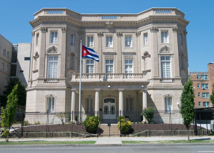 embajada de Cuba