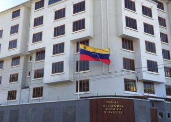 Embajada en Bolivia