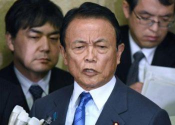 Ministro de Finanzas de Japón