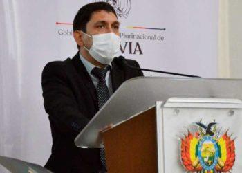 Gobierno interino de Bolivia
