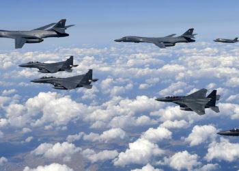 Fuerza aérea de EEUU apoyará operaciones antidrogas en el Caribe