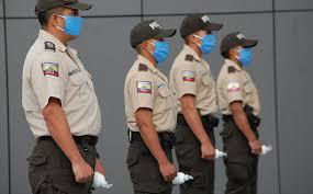 Ecuador detuvo a nueve funcionarios policiales por presunto fraude procesal