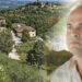 Italy, Tuscany, Chianti wine region,  Castello Verrazzano, castle, countryside