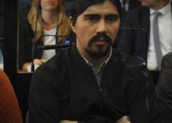 Juicio Lazaro baez  Martin Baez hijo  FOTO FEDERICO LOPEZ CLARO